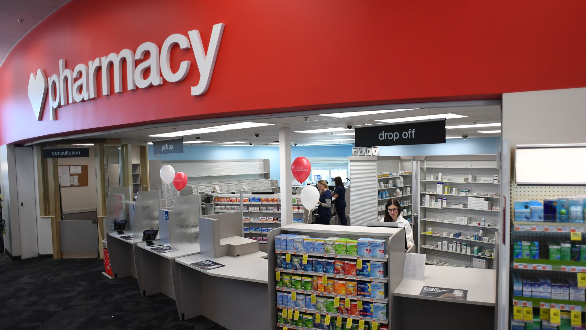 CVS vs. Silicon Valley