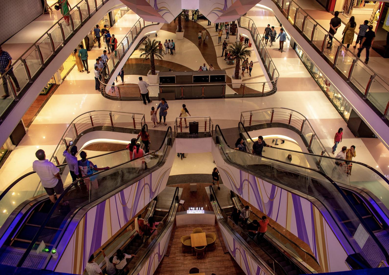 """Simon says, """"Open the malls."""""""