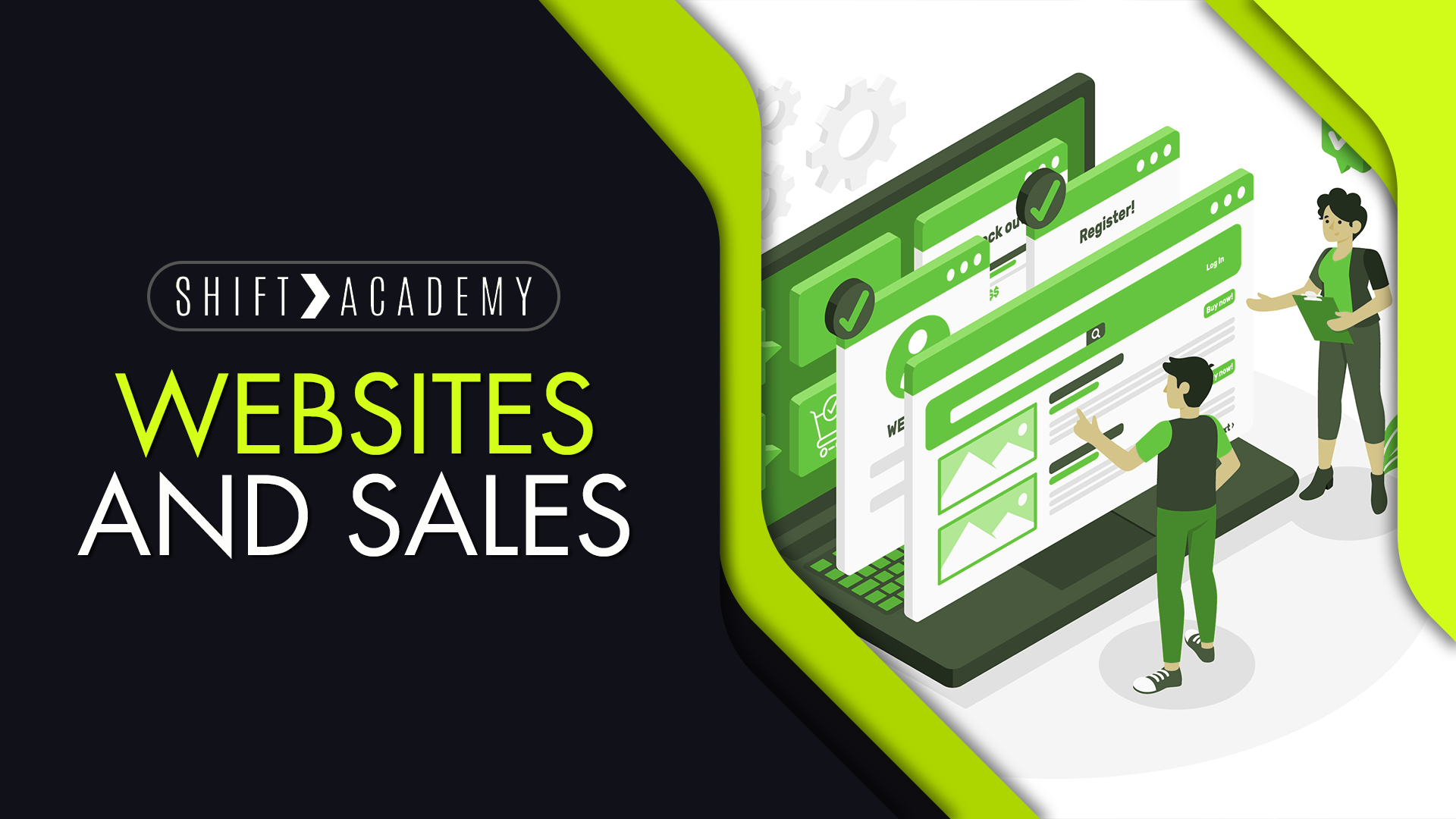 Websites and Sales